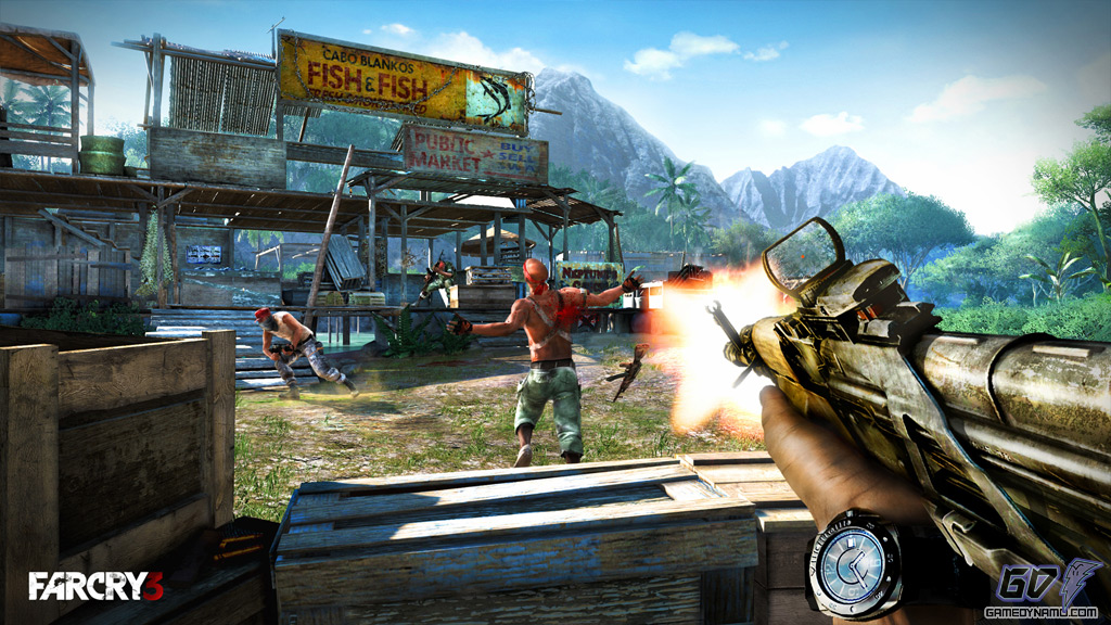 7 Video Games that Will Break the Mold: Far Cry 3