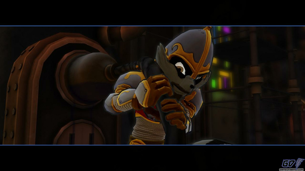 Sly Cooper: Thieves in Time on PS Vita (Sanzaru Games, Sony, SCE)
