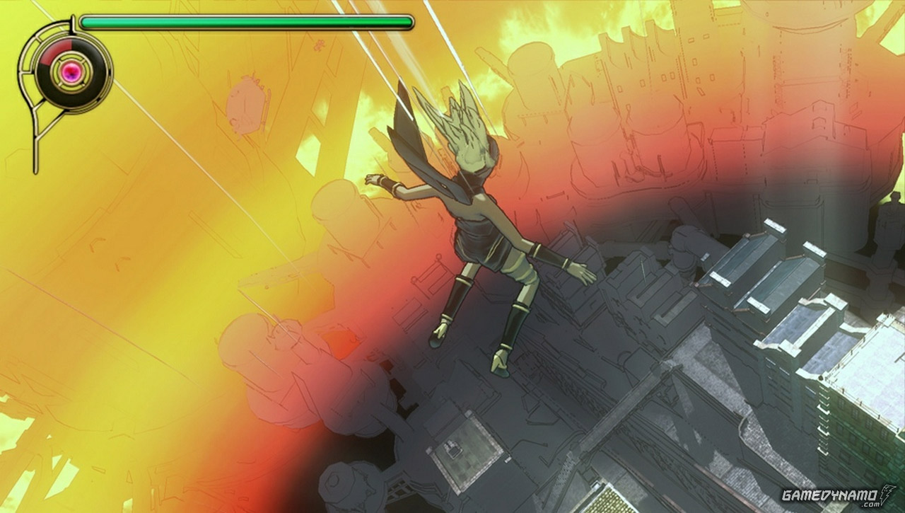 Sony Ps Vita Games Screenshots : Gravity rush playstation vita review gamedynamo