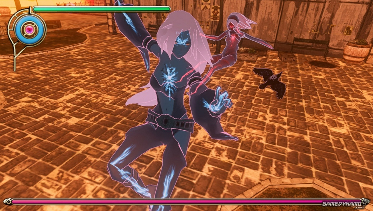Gravity Rush (PS Vita) Review Screenshots