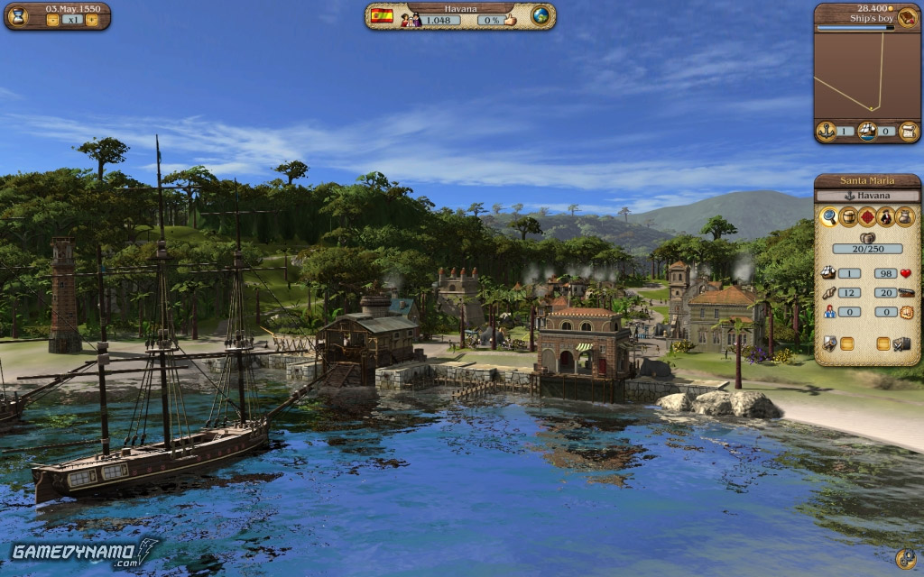 Port Royale 3: Pirates & Merchants (Xbox 360 ...