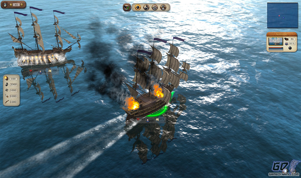 Port Royale 3: Pirates & Merchants (PC) Hands-On Preview ...