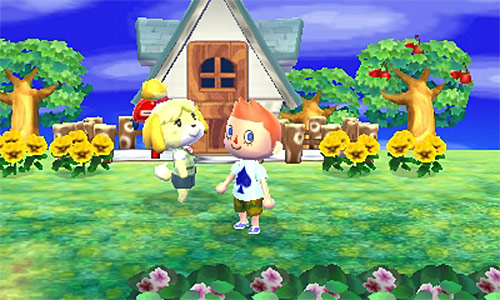 Animal Crossing for Nintendo 3DS will get upgradeable outfits