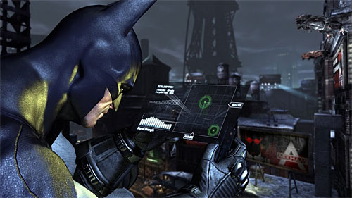 Batman: Arkham City (PC, PS3, Xbox 360) Easter Egg - Hidden Messages with the Cryptographic Sequencer