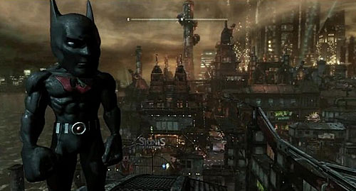 Batman: Arkham City (PC, PS3, Xbox 360) Cheat - Big Head Mode