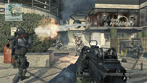 Call Of Duty Modern Warfare 3 Xbox 360 Review Gamedynamo