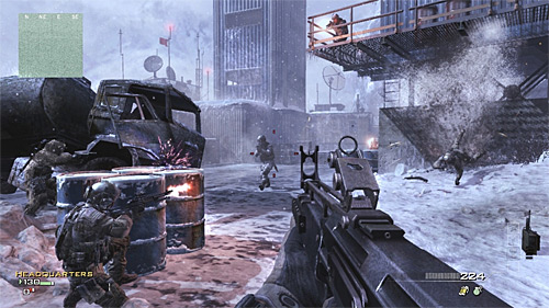 Call of Duty: Modern Warfare 3 (PC, PS3, Xbox 360) Review Screenshots