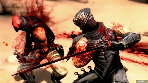 Game News The Game Blender 15 Ninja Gaiden 3 For Wii U