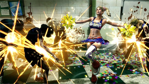 lollipop chainsaw ps3 xbox 360 preview screenshots 1 - Lollipop Chainsaw-FREE-XGD3