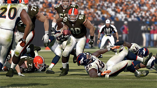 Madden NFL 12 (PS3, Xbox 360) Preview Screenshots