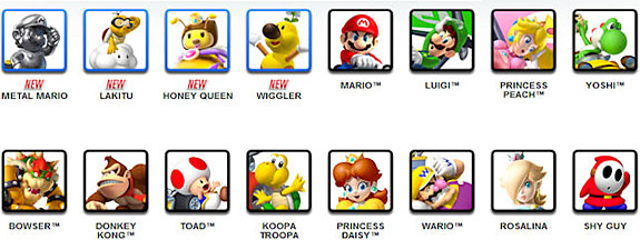 Mario Kart 7 (3DS) Guide: Unlock New Characters