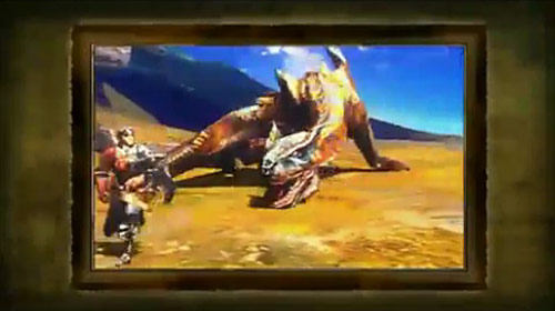 Monster Hunter 4 headed to Nintendo 3DS