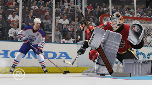 NHL 12 (PS3, Xbox 360) Preview Screenshots