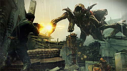 Resistance 3 (PS3) Review Screenshots