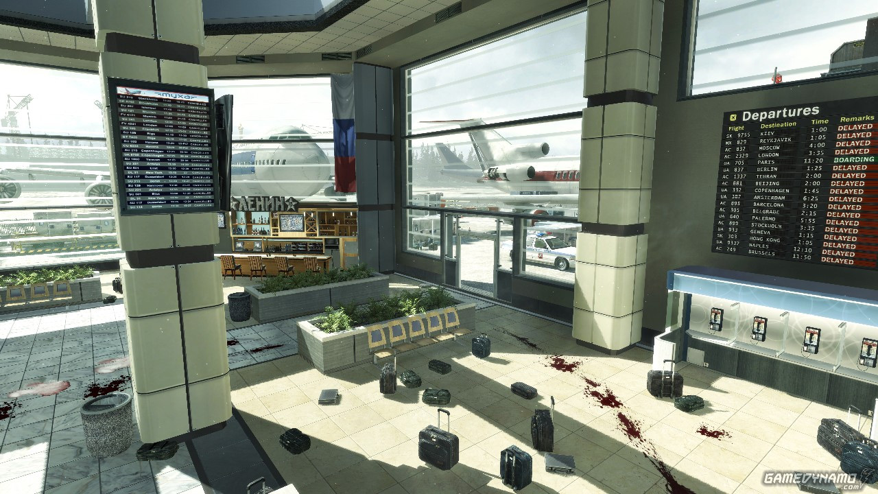 Call of Duty: Modern Warfare 3 July ELITE content screenshots (COD, MW3, Activision, Xbox, 360, PS3)