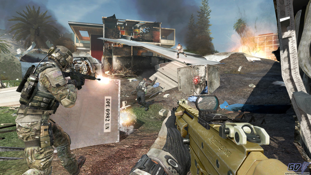 how to play call of duty modern warfare 1 multiplayer