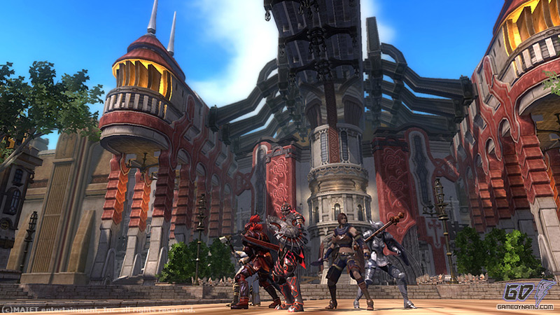 RaiderZ (PC) Hands-On Preview Screenshots