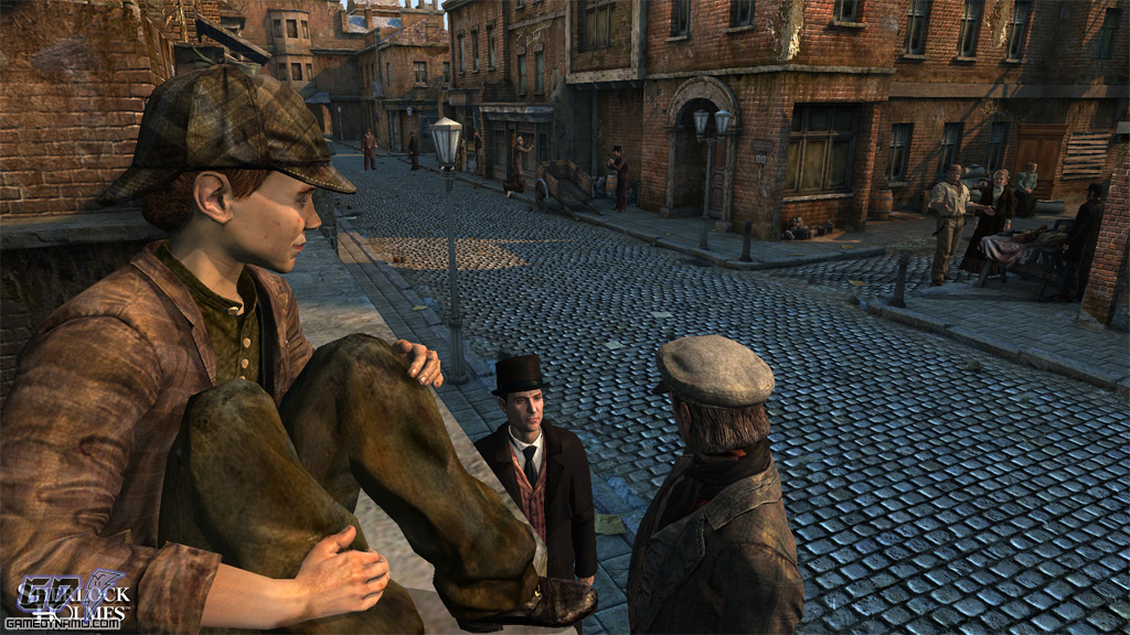 The Testament of Sherlock Holmes (Xbox 360, PS3, PC) Review Screenshots