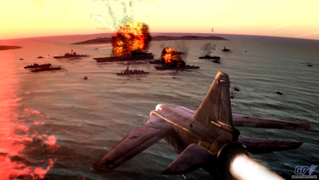 Top Gun: Hard Lock (PC, PS3, Xbox 360) Review Screenshots