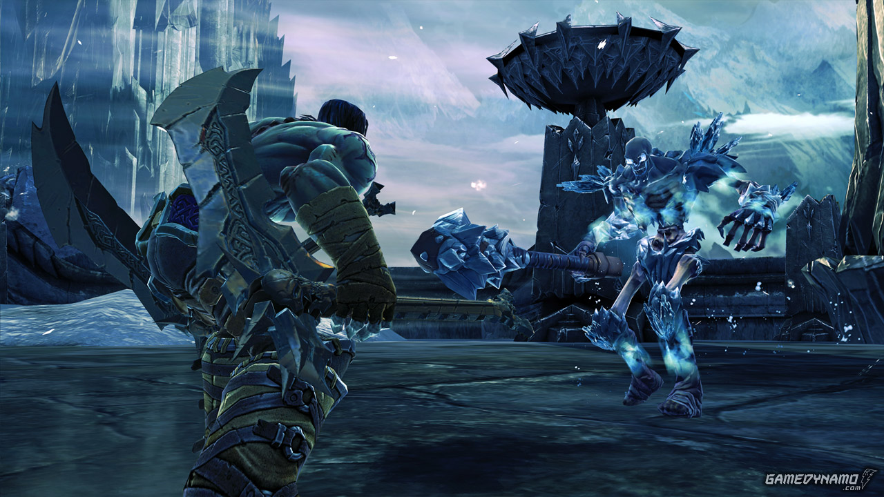 Darksiders 2 (PC, PS3, Xbox 360, Wii U) Hands-On Preview Screenshots