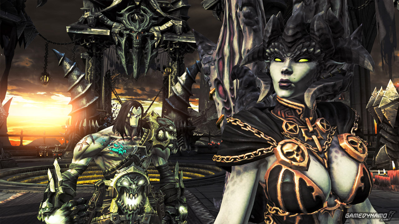 Darksiders II (PC, PS3, Xbox 360) Review Screenshots