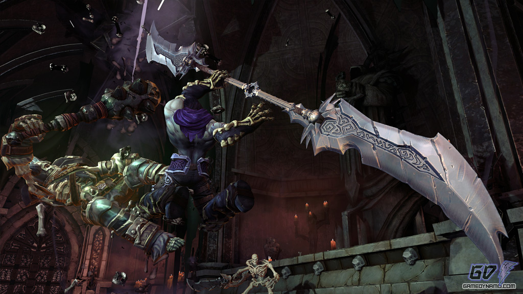 5 Wii U Games to Keep in your Radar - Darksiders II
