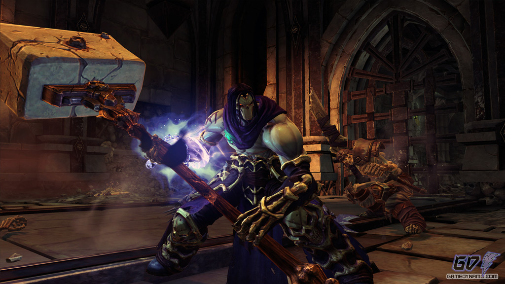 Darksiders II (PC, PS3, Xbox 360, Nintendo Wii U) Preview Screenshots