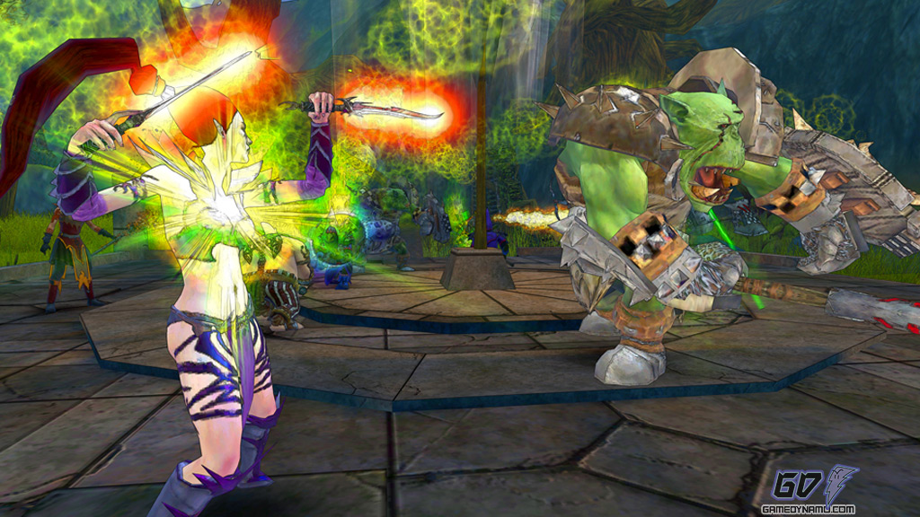 Warhammer Online: Wrath of Heroes announced with video and screenshots (PC, Windows, Mac)