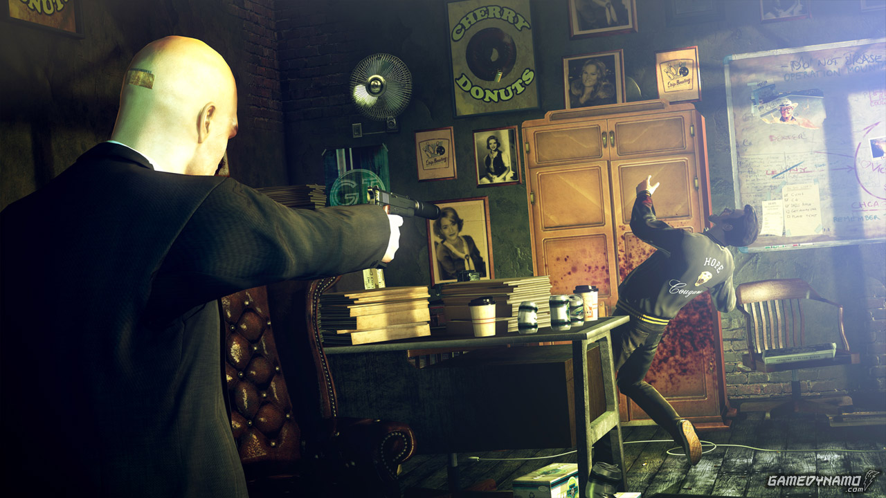 Hitman Absolution (PS3) E3 2012 Hands-On Preview Screenshots