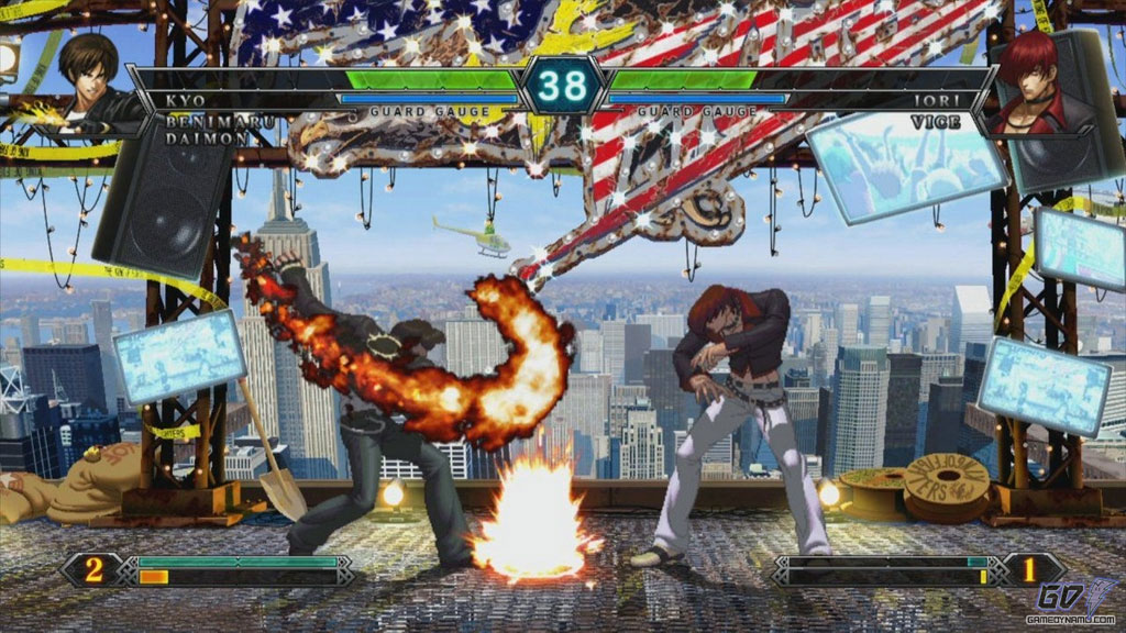 The King Of Fighters Xiii Playstation 3 Review Gamedynamo