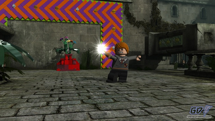 Lego Harry Potter Years 5-7 (Xbox 360, PS3, PSP, PSVita, Wii, DS, 3DS, PC, iPhone) Preview Screenshots