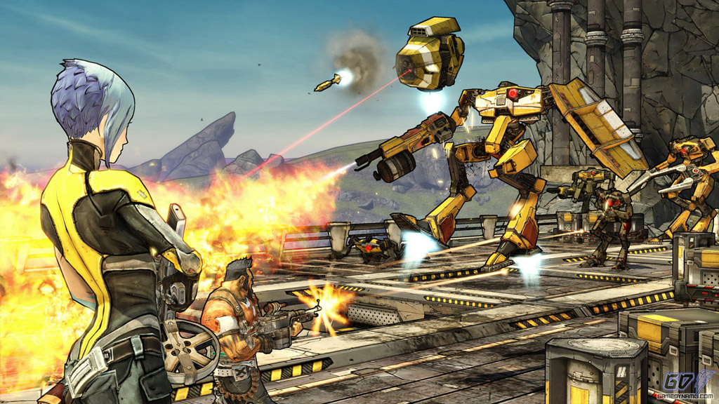 2K offering $100,000 in cash and prizes during Borderlands 2 Loot Hunt