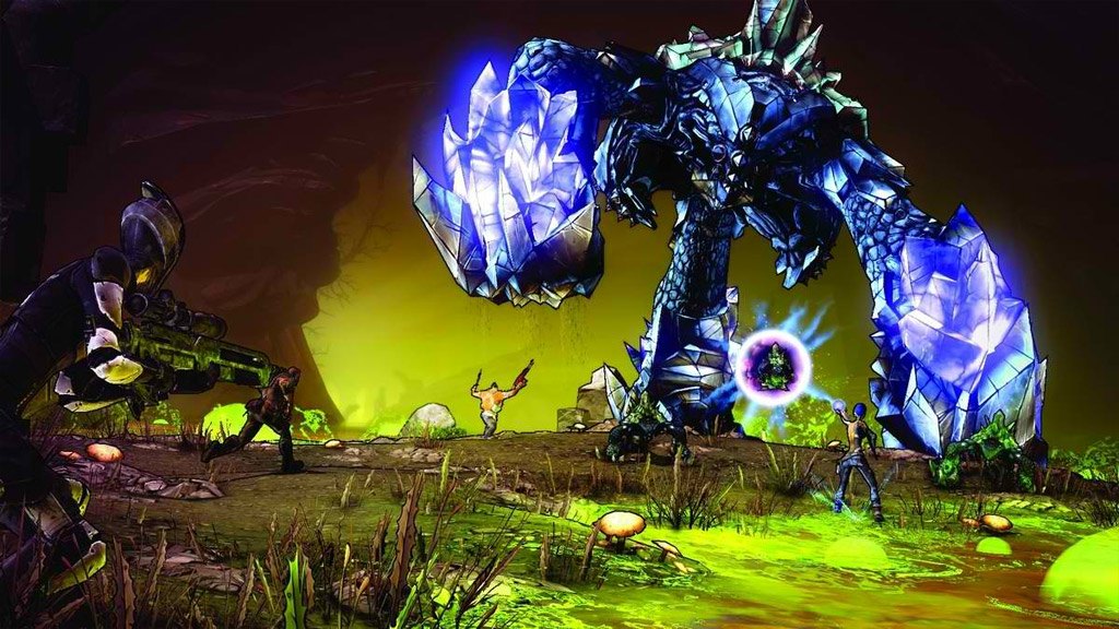 Borderlands 2 (Xbox 360) Hands-On Preview Screenshots