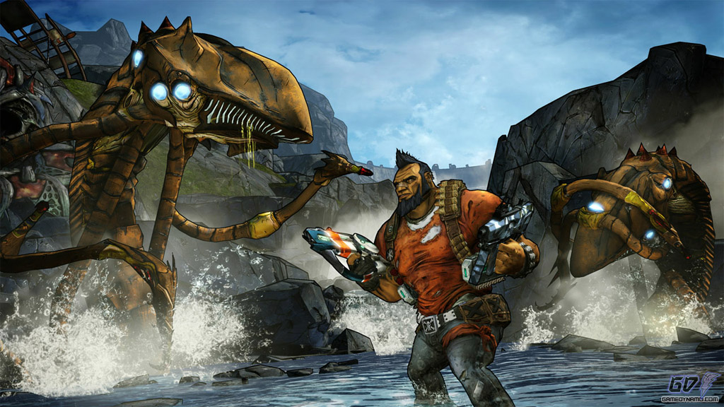 Borderlands 2 (PC, PS3, Xbox 360) Preview Screenshots