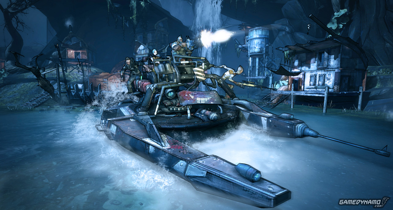 Sir Hammerlock's Big Game Hunt now available for Borderlands 2; DLC launch trailer inside