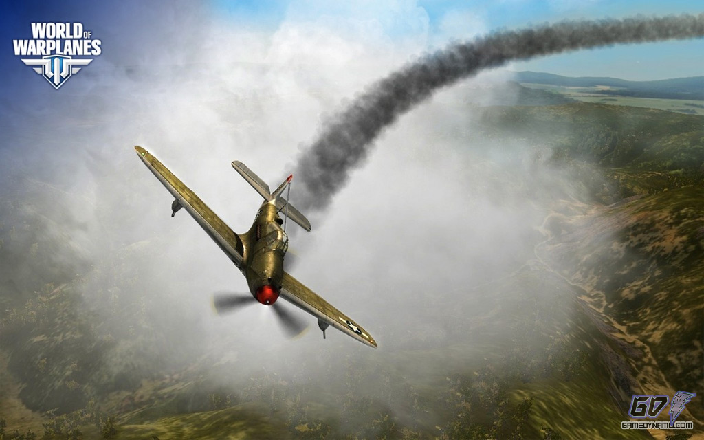 World of Warplanes (PC) Preview Screenshots