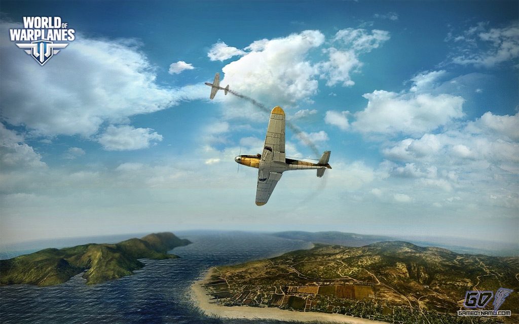 World of Warplanes (PC) Hands-On Preview Screenshots
