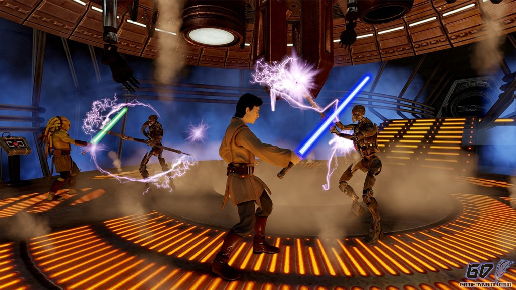 Kinect Star Wars (Xbox 360) Review Screenshots