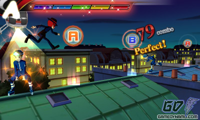 Rhythm Thief & the Emperor's Treasure (Nintendo 3DS) Preview Screenshots
