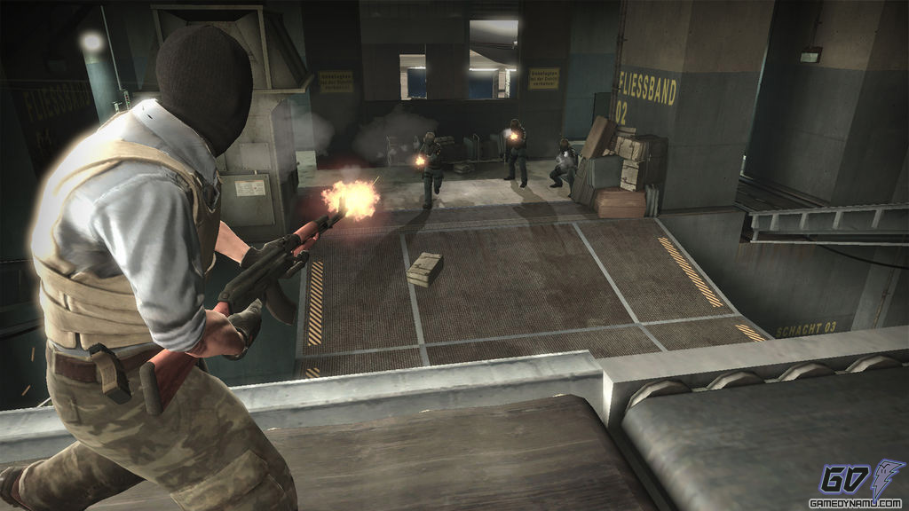 Counter-Strike: Global Offensive (PC, PS3, Xbox 360) Review Screenshots