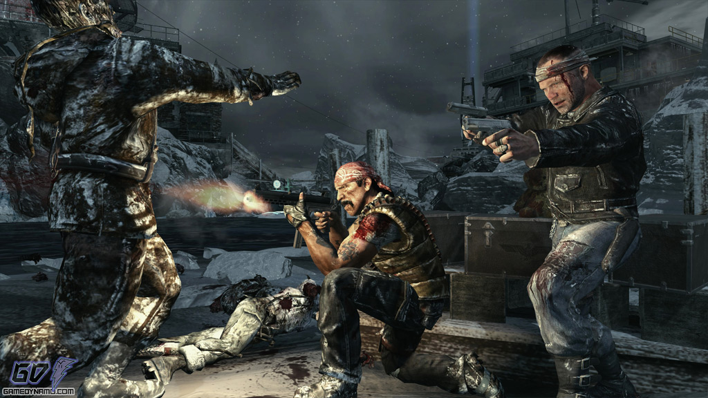 call of duty black ops escalation screenshots. Call of Duty: Black Ops