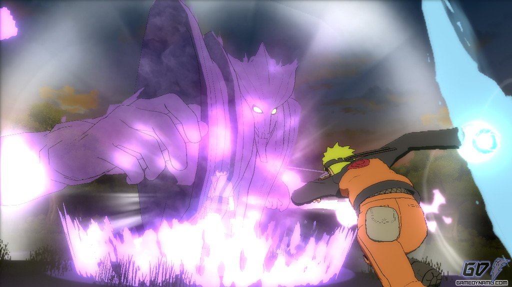 Game News: All-new Naruto Shippuden: UN Storm Generations