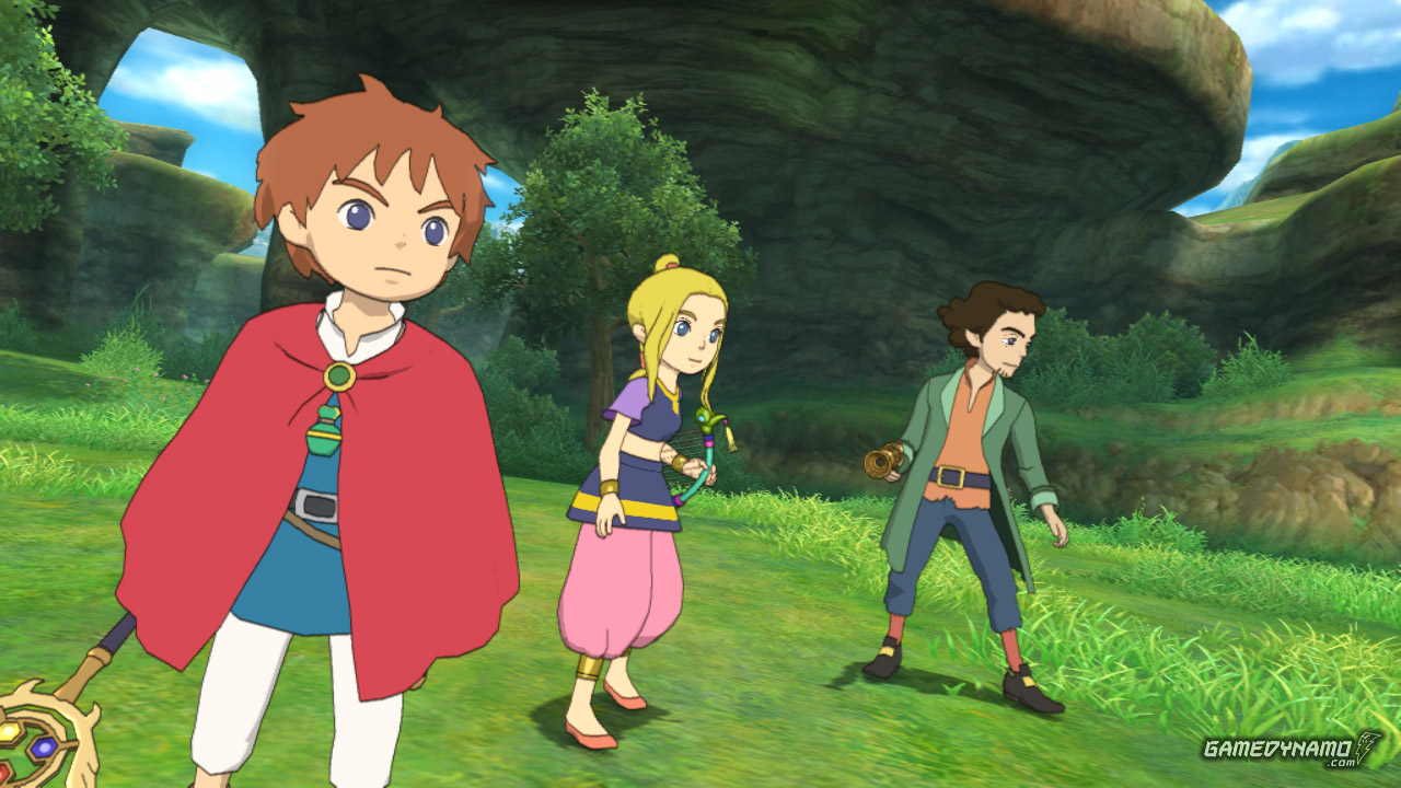 Ni No Kuni: Wrath of the White Witch (PS3) Review Screenshots