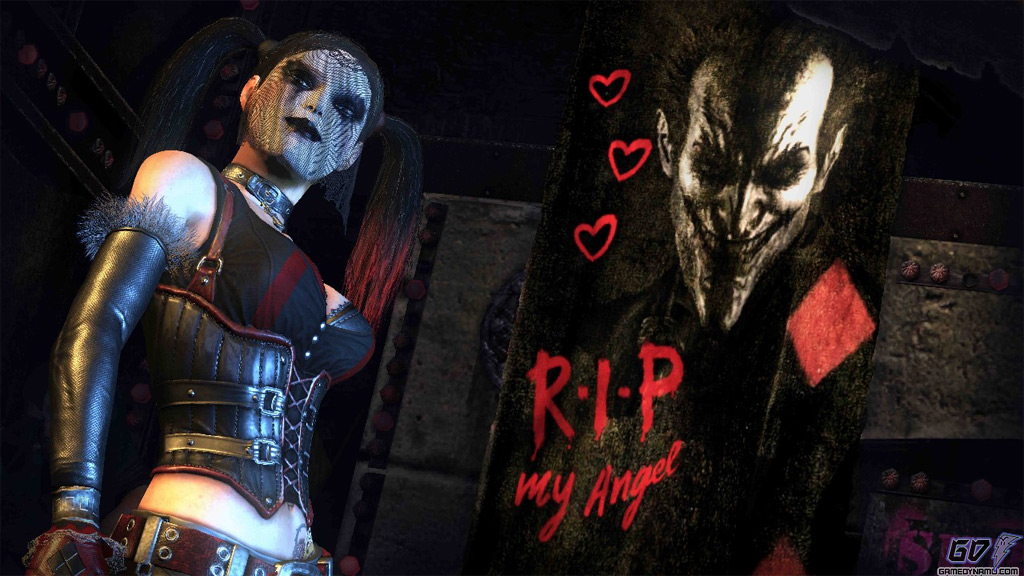 Batman: Arkham City Game of the Year Edition and Harley Quinn's Revenge DLC screenshots (PC, PS3, Xbox 360)