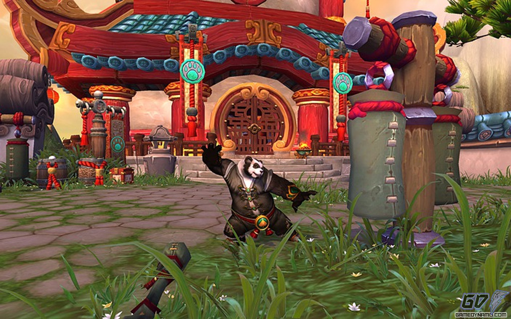 World of Warcraft: Mists of Pandaria (PC) Preview Screenshots
