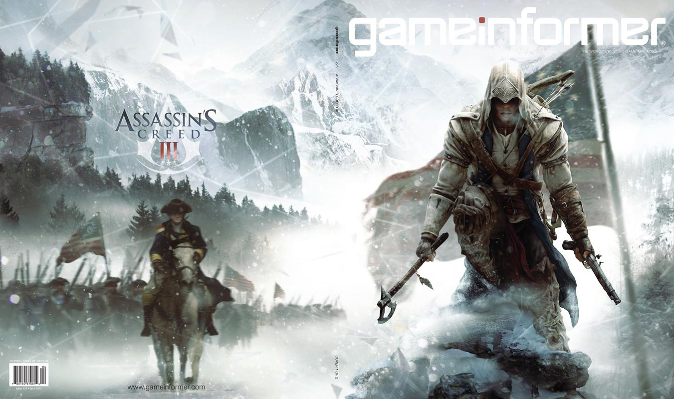Game News: Assassin's Creed III set during the American ...