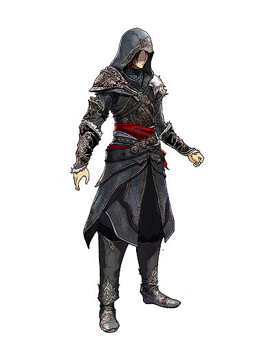 Game News: Assassin's Creed: Revelations costume announced ... Assassins Creed Revelations Costume