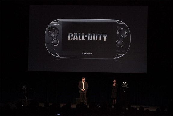 Playstation Vita Call Of Duty : Game news fall release of call duty confirmed for