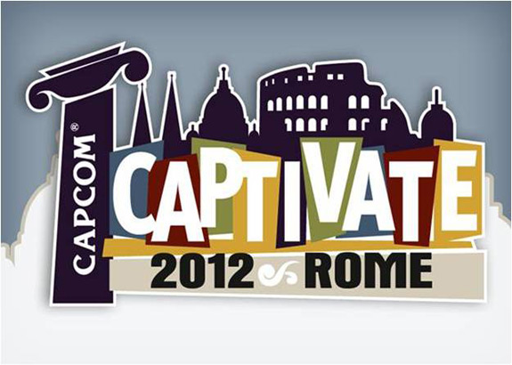 Capcom Captivate Media Showcase 2012 in Rome, Italy