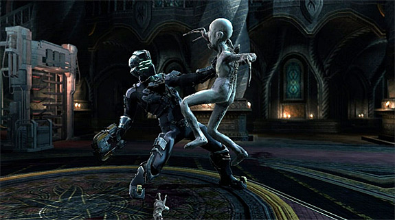 Dead Space spin-offs coming includin FPS, flight sim, and action adventure (EA, Visceral, PC, PS3, Xbox 360)